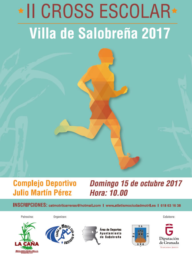 II Cross Escolar Villa de Salobreña 2017
