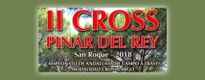 II Cross Pinar del Rey - San Roque
