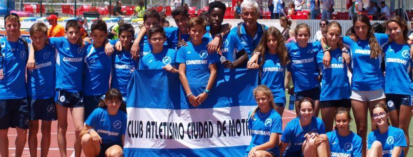 El Club Atletismo Ciudad de Motril