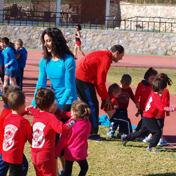 Escuela divertida Atletismo Ciudad Motril