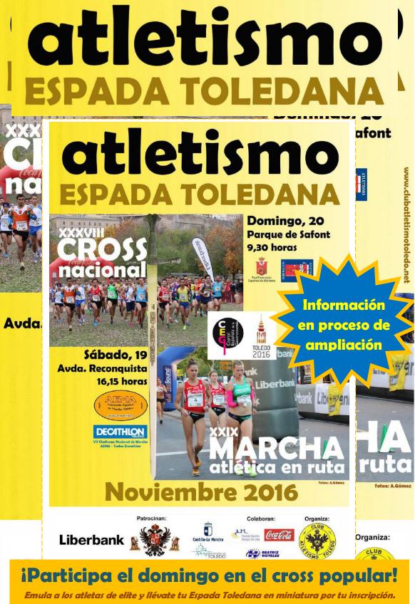 cartel espada toledana 2016