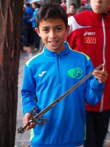 Cross Espada Toledana - Toledo 2016
