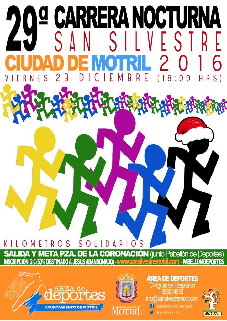 San Silvestre Motril 2016