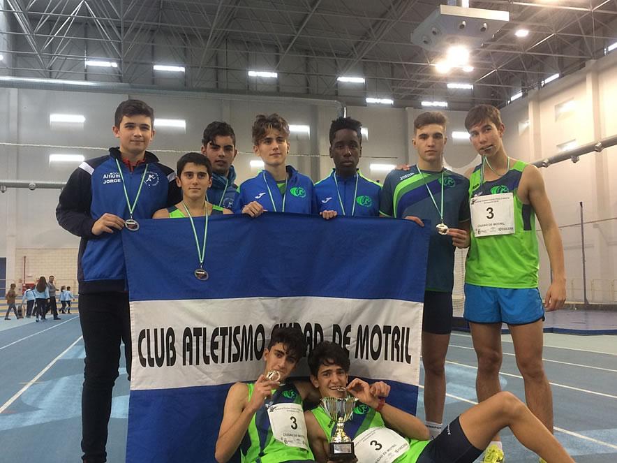 Campeonato Andalucía menores