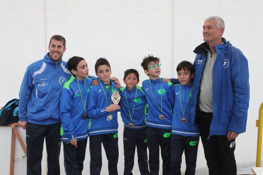 Campeonato Andalucía Campo a través 2017