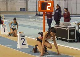 Campeonato de Andalucía Absoluto en Pista Cubierta