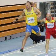 Campeón del Mundo 200 400 4x200