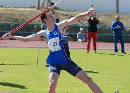 Campeonato de Andalucía absoluto de lanzamientos largos de invierno
