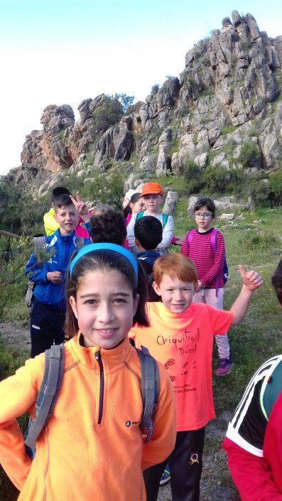 Programa - conoce otro deporte - Montañismo