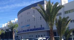 Estadio Atletismo de Almuñecar