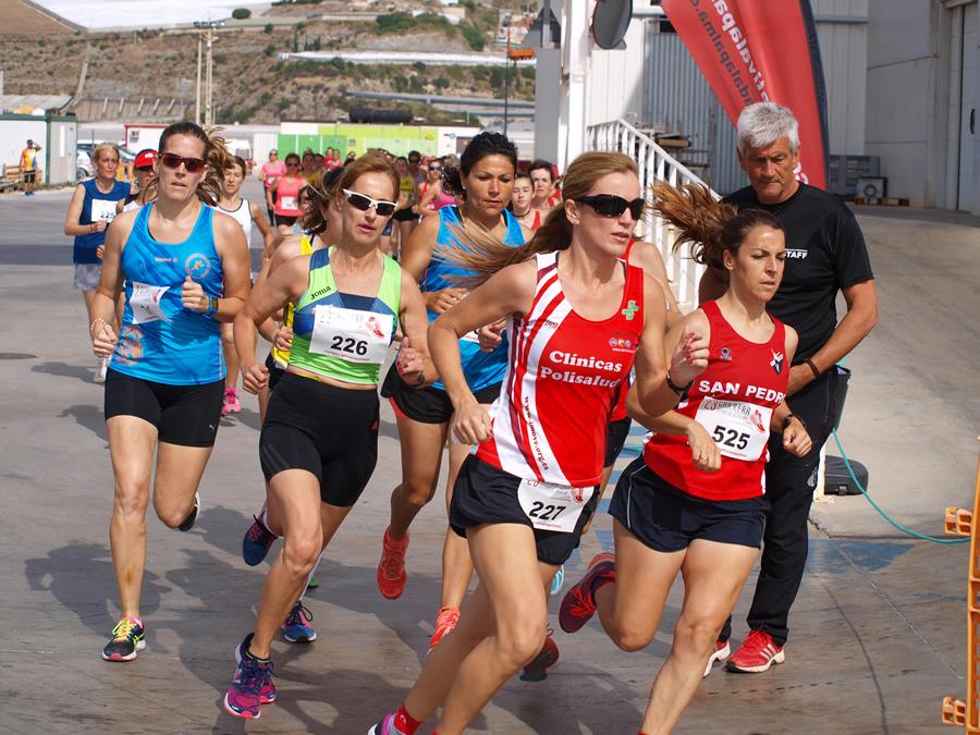 Carrera Granada La Palma 2017