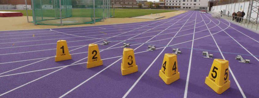 Pista Atletismo Valladolid