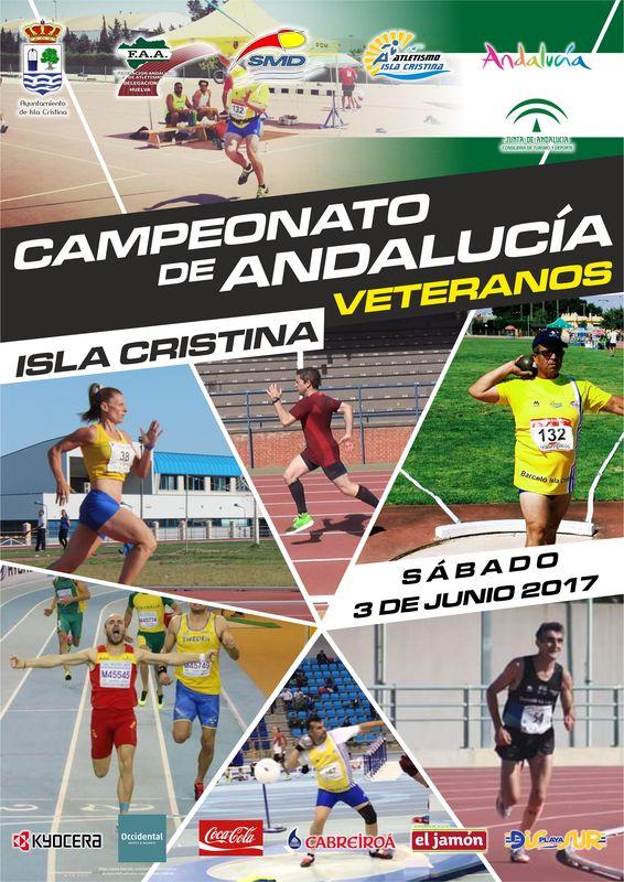 Campeonato Andalucía Veteranos