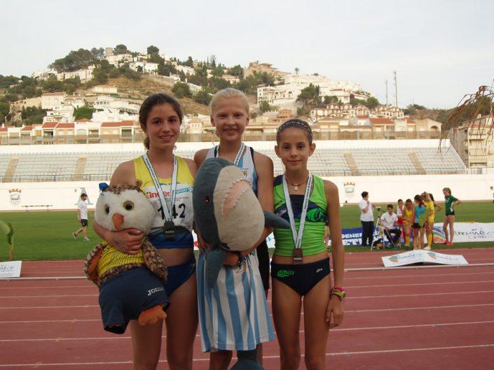 Cto Andalucia Alevin Infantil