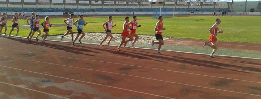 Pista Atletismo Puertollano