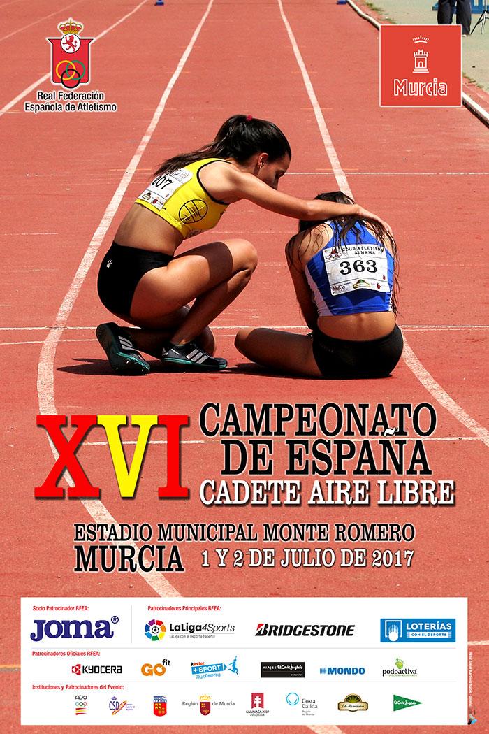 Cto España Atletismo Cadete