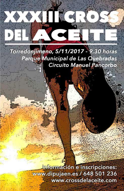 CROSS DEL ACEITE 2017