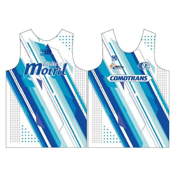 Camiseta tirantes competición 2019