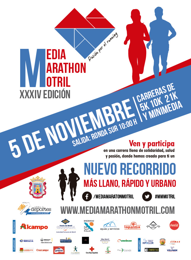 Media Maratón Motril 2017