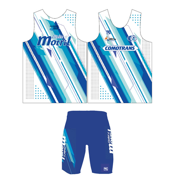Conjunto Camiseta+Malla hombre 2019