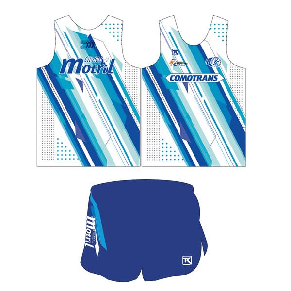 Conjunto Camiseta+Malla hombre II 2019