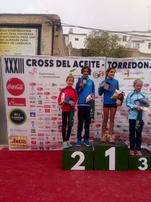 Cross del Aceite, Torredonjimeno 2017