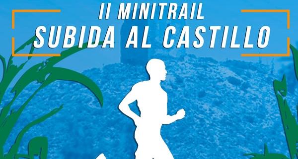 III Cross Escolar - II MINITRAIL SUBIDA AL CASTILLO INSCRIPCIÓN
