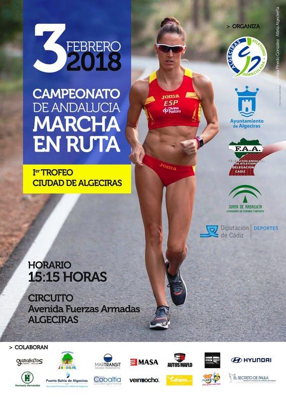 Campeonato de Andalucía de Marcha en Ruta