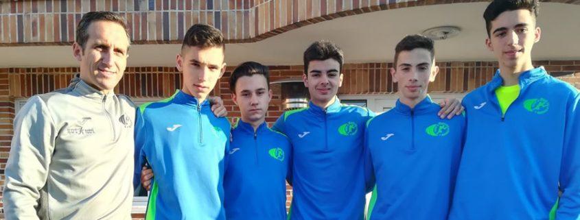 Crónica Cto España Campo a través por clubes 2018