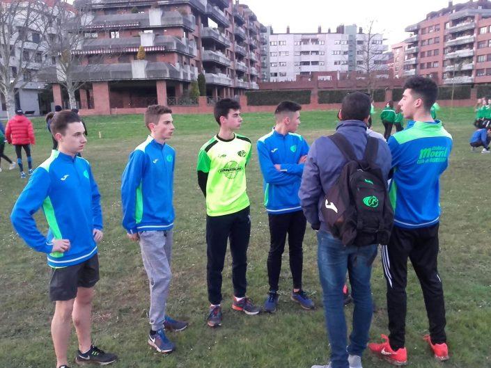 Cto España Campo a través por clubes 2018