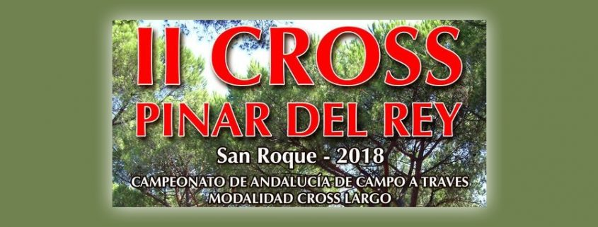 II Cross Pinar del Rey - San Roque