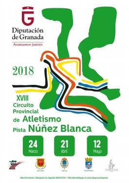 """Circuito Provincial de Atletismo """"Nuñez Blanca"""""""