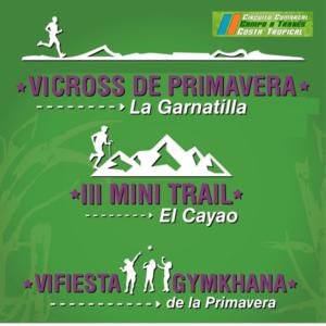 Inscripción III Mini Trail El Cayao - LA GARNATILLA
