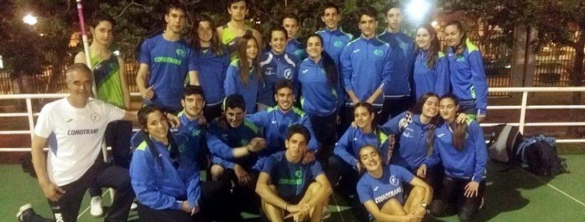 Campeonato Andalucía sub20