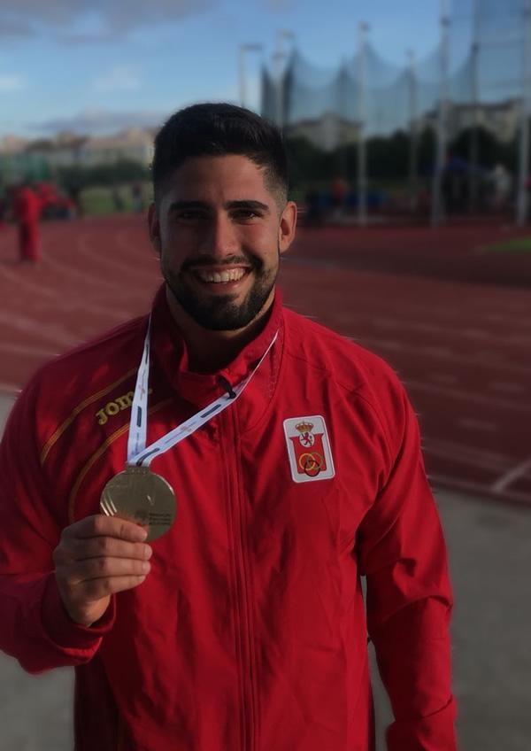 Regreso de Lorenzo Hernández a la selección española