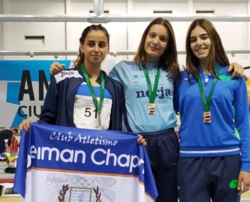 Campeonato Andalucía Sub20 2019