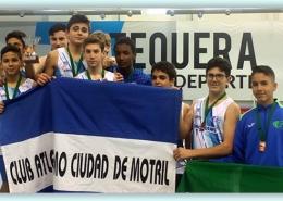 Campeonato de Andalucía de clubes Sub'16 PC 2019