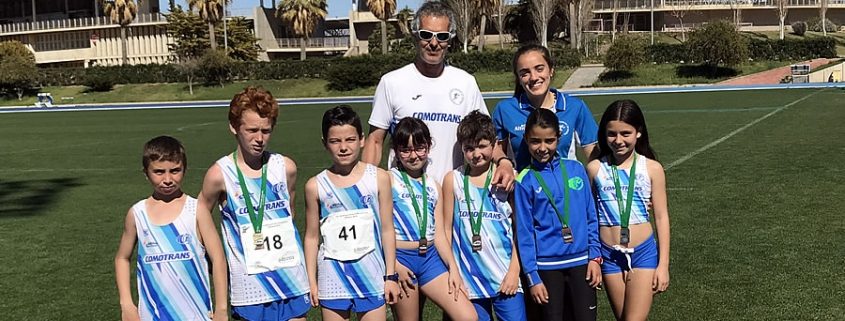 Crónica Cto Andalucía Sub12 2019