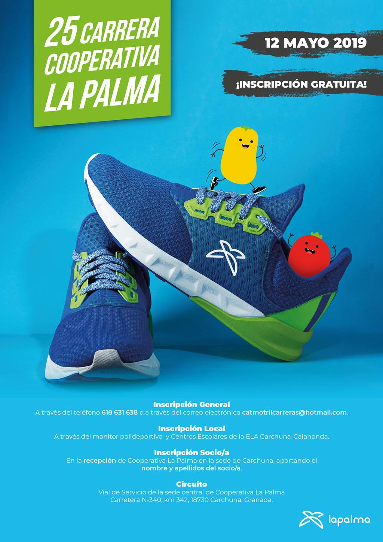 XXV Carrera Cooperativa La Palma 2019