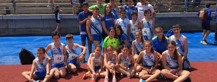 Campeonato provincial menores, Granada 2019