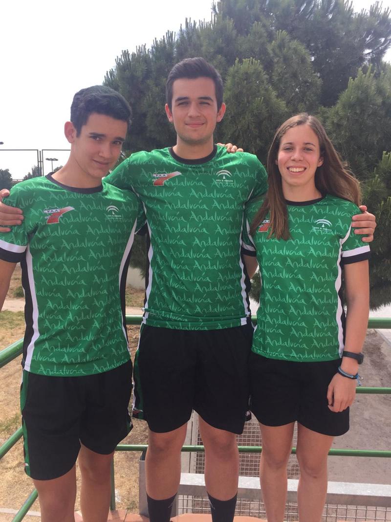 Cto España Atletismo por autonomías 2019