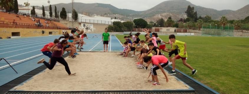 Atletismo Ciudad de Motril. Viernes de puertas abiertas.