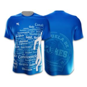 Camiseta_Corta_Azul_Hombre