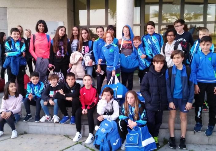 Cto. Andalucía de Cross menores 2020
