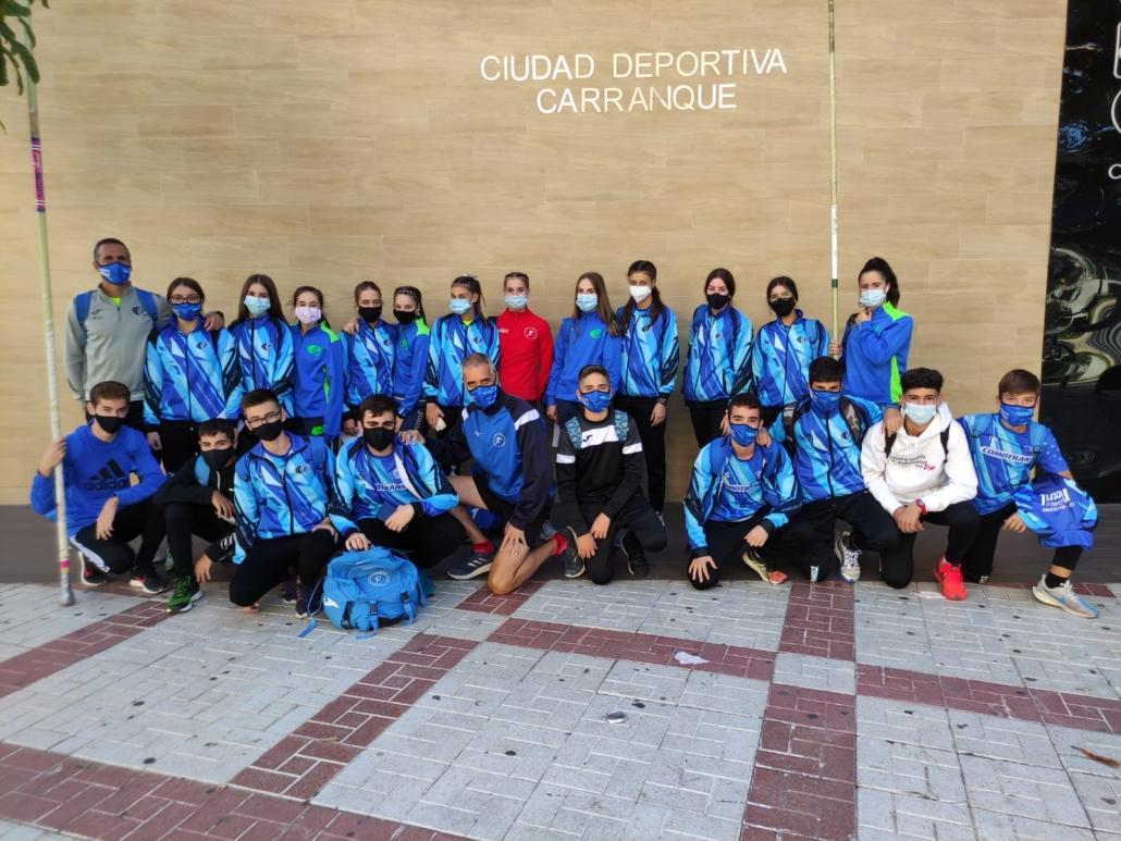 Cto. Atletismo Clubes SUB-16