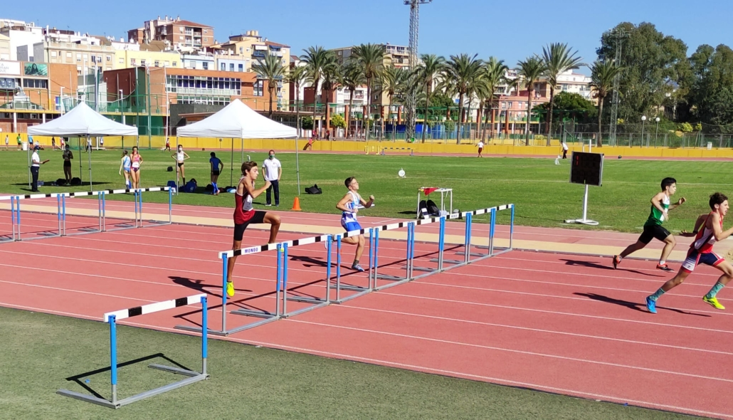 Cto. Atletismo Clubes SUB-16