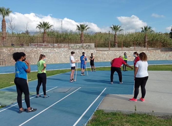 Lanzamientos-Atletismo-Motril